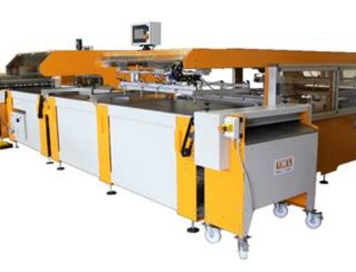 New DA 1010 fully automatic casemaker